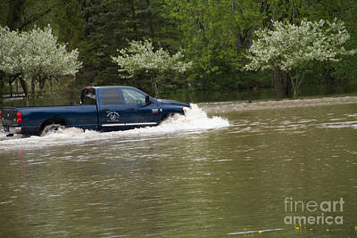 Photograph - High Water by William Norton
