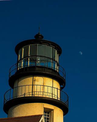 Revolutionary War Art - Highland lighthouse by Jeff Folger