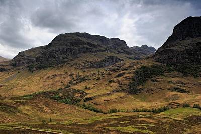 Photograph - Highland View by Mike Farslow