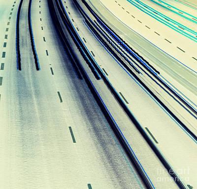 Photograph - Highway by Igor Kislev