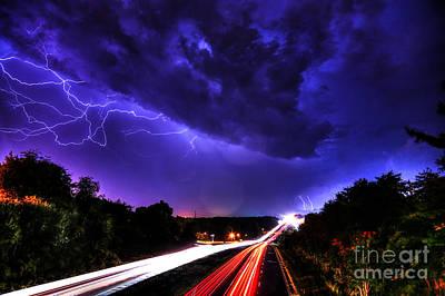Highway To Hell Original by Robert Loe
