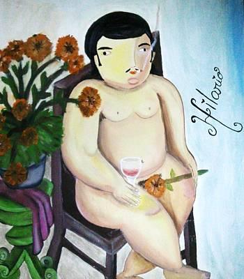Hilario Art Print