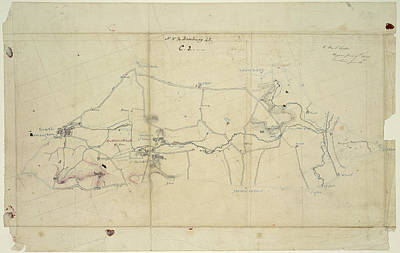 Land Feature Photograph - Hill Sketch by British Library