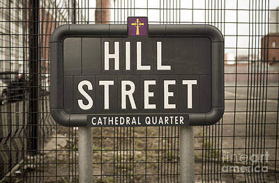 Photograph - Hill Street by Jim Orr