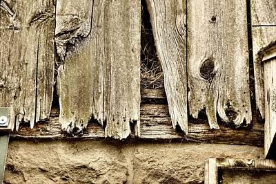 Photograph - Hillside Farm Texture by JAMART Photography