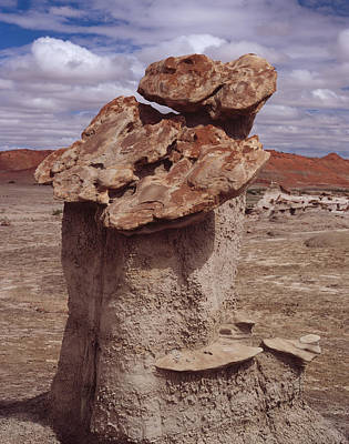 Photograph - Hillside Hoodoo by Tom Daniel