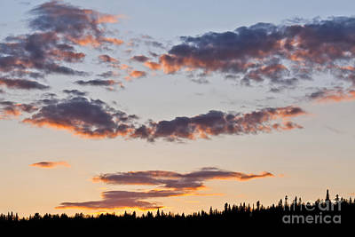 Photograph - Hilltop Sunrise by Alan L Graham