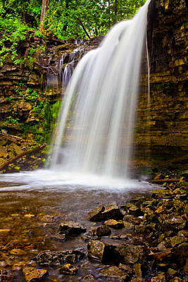 Craig Brown Photograph - Hilton Falls by Craig Brown