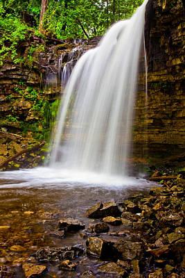 Craig Brown Photograph - Hilton Falls by Craig Brown