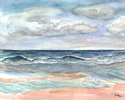 Painting - Hilton Head by Clara Sue Beym