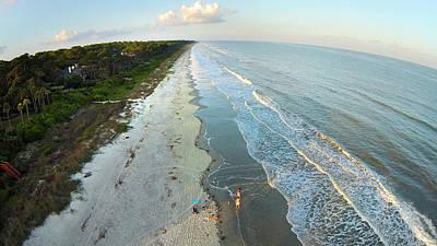 Photograph - Hilton Head Island Beach by Duane McCullough