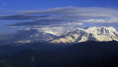 Central Asia Photograph - Himalaya by Anonymous