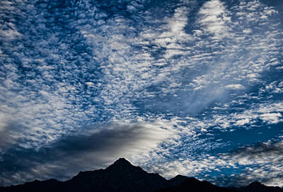 Photograph - Himalayan Skies by Don Schwartz
