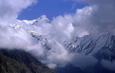 Central Asia Photograph - Himalayas by Anonymous