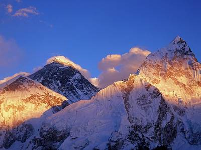 Everest Wall Art - Photograph - Himalayas by David Woodfall Images/science Photo Library