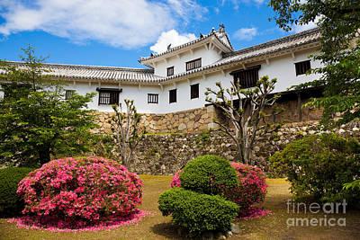 Himeji Castle Japan Art Print by Fototrav Print