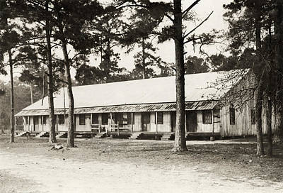 Photograph - Hine Housing, 1911 by Granger