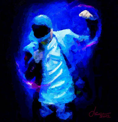 Hip Hop Is More Than Music Tnm Art Print by Vincent DiNovici