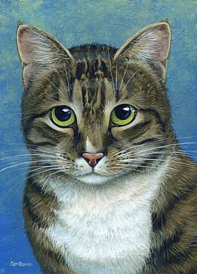 Animal Painting - Hiphop by Cara Bevan