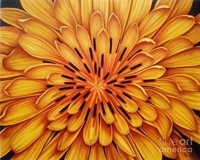 Painting - Hipnose by Paula Ludovino