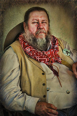 Photograph - Hired Hand by Barbara Manis