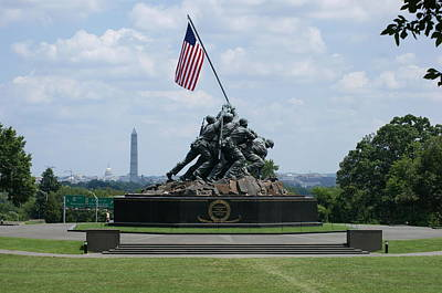 Photograph - Iwo Jima by Heidi Poulin