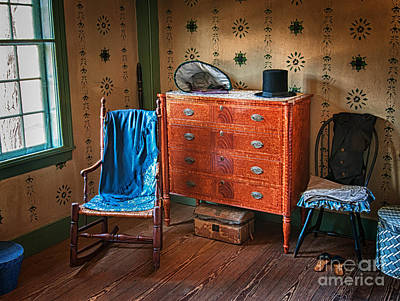 Sturbridge Village Photograph - His And Hers by Scott Thorp