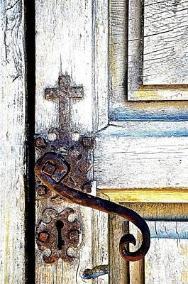 His Door Art Print