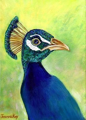 Painting - His Royal Nibs  by Jeanne Kay Juhos