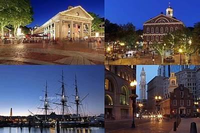 Photograph - Historic Boston  by Juergen Roth