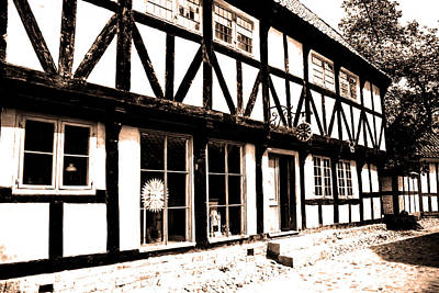 Historic Building Original by Rene Larsen