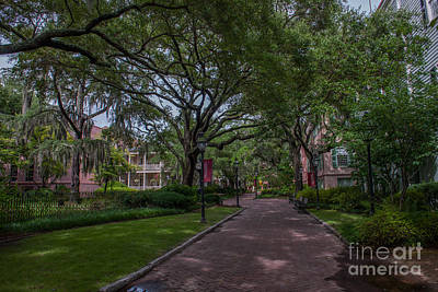 Photograph - Historic Campus by Dale Powell