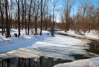 Photograph - Historic Cedar Creek by Gene Sherrill
