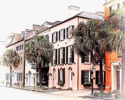 Historic Charleston Art Print