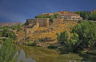 Photograph - Historic City Of Toledo by Susan Candelario