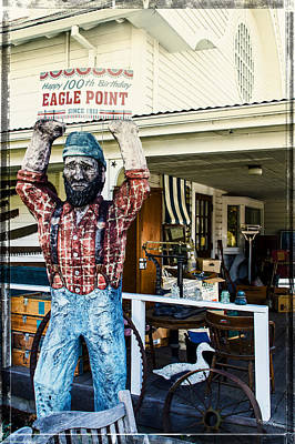 Photograph - Historic Eagle Point by Mick Anderson