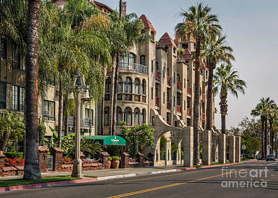 Photograph - Historic Mission Inn And Spa by Terry Ellis