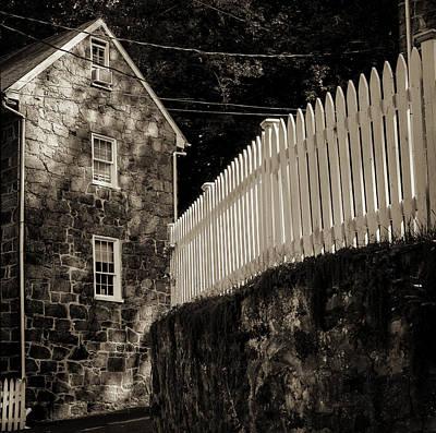 Ellicott City Photograph - Historic Oella S Curve by Geoffrey Baker