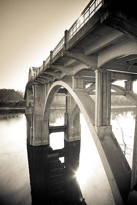 Photograph - Historic Pettus Bridge by John Magyar Photography