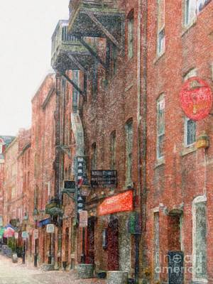 Photograph - Historic Portland Maine by Marcia Lee Jones