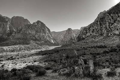 Photograph - Historic Rocks by Ricky Barnard