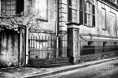 Historic Savannah Art Print by John Rizzuto