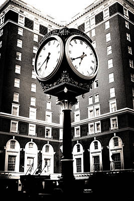 Photograph - Historic Time by Kelly Hazel