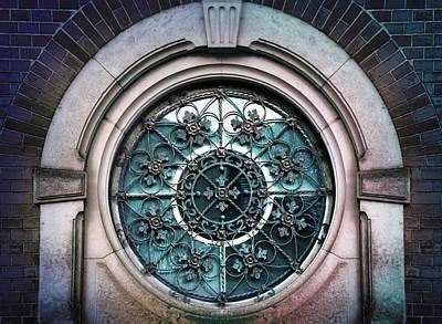 Historic Window 04 Original by Li   van Saathoff