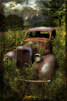 Historical Journey Art Print by Evie Carrier