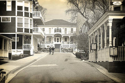 Photograph - Historical Mackinaw by Scott Hovind