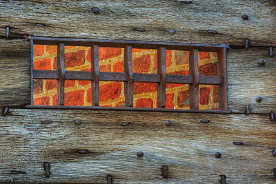 Photograph - Historical Textures by Kathi Isserman