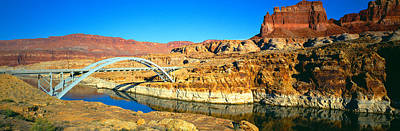 Civil Engineering Photograph - Hite Overlook And Cataract Canyon by Panoramic Images