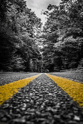 Photograph - Hitting The Road by Anthony Thomas