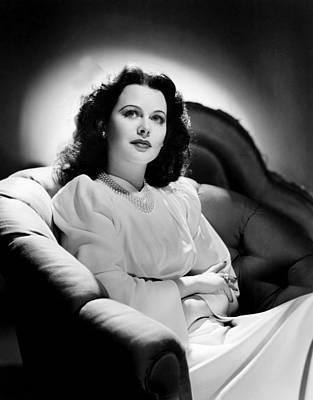 H.m. Pulham, Esq., Hedy Lamarr, 1941 Print by Everett